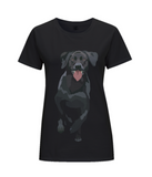 "Ladies Classic T-Shirt ""Labrador"""