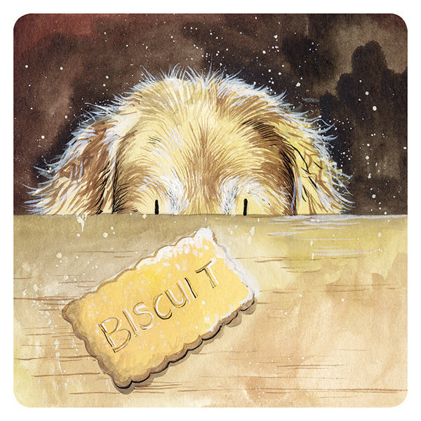 Coaster - Biscuit