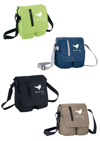 Dog walking bag Golden Retriever Four Colours Lime Blue Beige Black