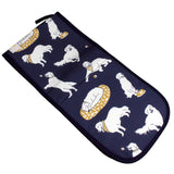Golden Retriever Oven Gloves