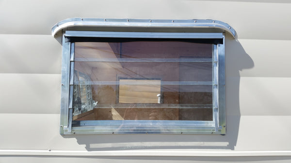 Brand new Aluminum Jalousie Windows