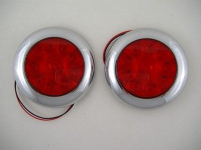 Vintage style Tail lights 1 pair