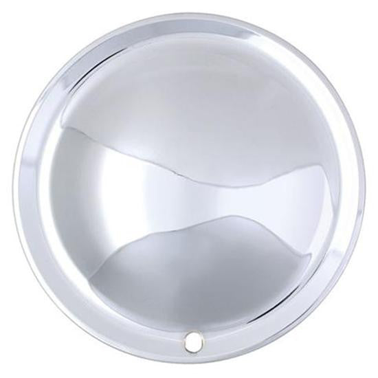 Full moon chrome hubcaps