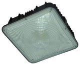 50W LED CANOPY LIGHT FIXTURE.