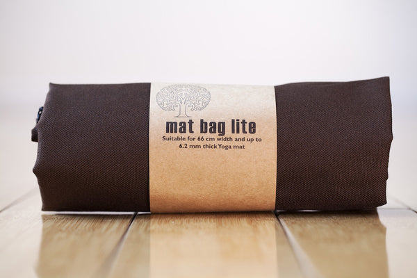 Yoga Mat Bag - Brown