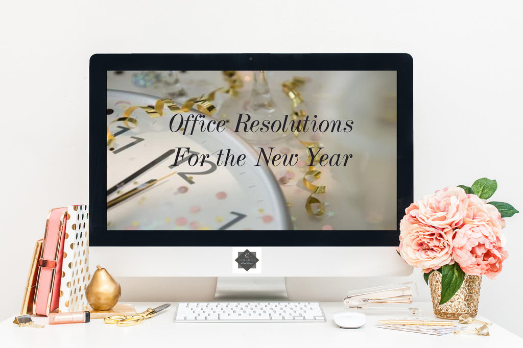 3 Office Resolutions to Make your Work Life Better this Year