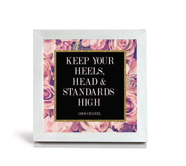 7c52b3d9f8f84 Coco Chanel - Office Print and Frame