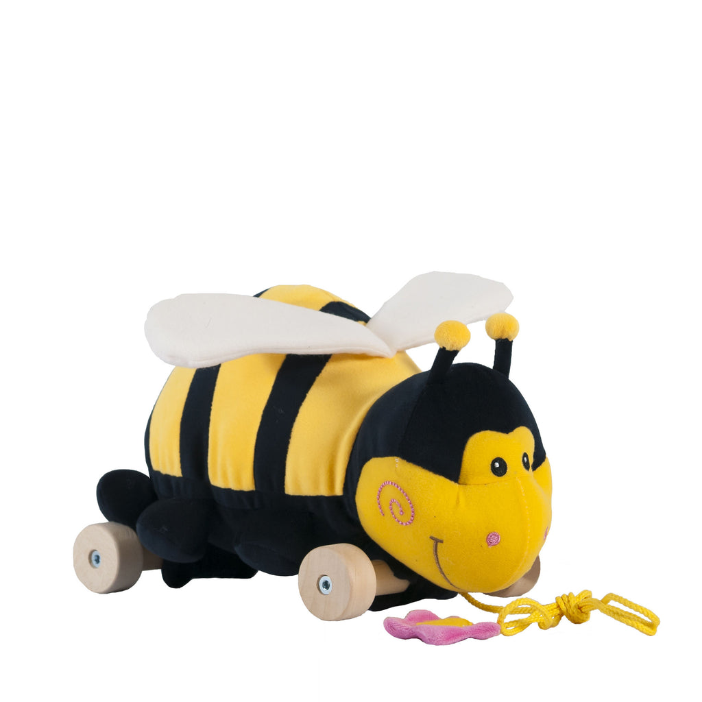Bee on the wheels / Abeille sur les roues (25 cm)