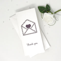 You Complete Me - Thank You Card