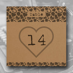 I Thee Wed - Table Names / Numbers - Table Name / Number - About to be Hitched - About to be Hitched