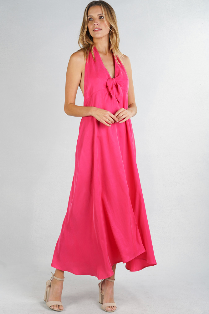 Pink Kelly Dress