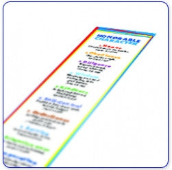 Honorable Character™ BOOKMARKS - Private Schools