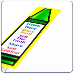 Honorable Character™ BOOKMARKS: PRIMARY (PRESCHOOL) - Private Schools