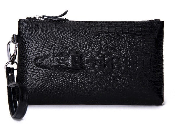 CROCODILE 3D PRINT CLUTCH