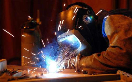 Learn to Weld – Article with pictures