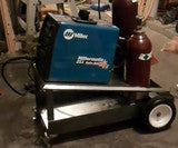 New Plans for a welder cart (Miller 211) coming soon! – Watch the video