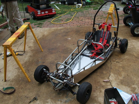 Build your own Soap Box Go Kart (Go Cart)!!