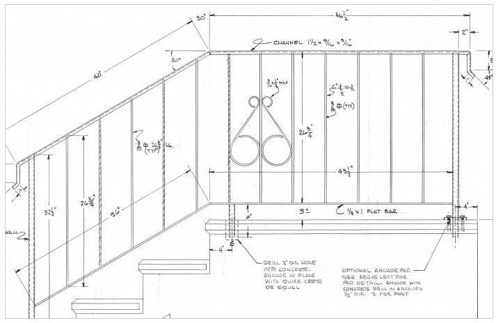 Picket Twister and Scroll Bender Welding Plans