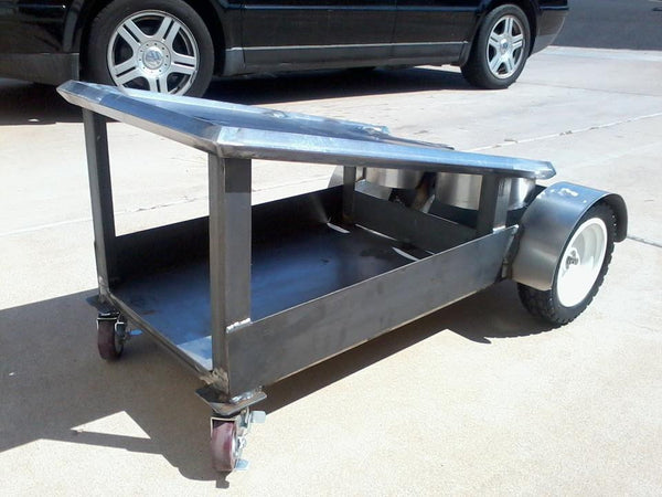 Welder Cart 2 Cylinder Diy Welding Plans