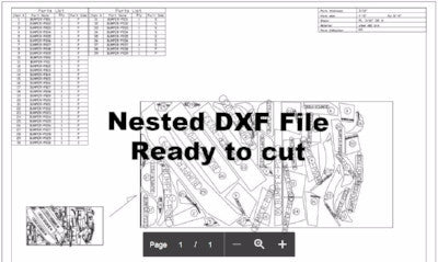 Chevy Bumper Plans complete with DXF file (fits 2007.5 - 2013 years) - Welding Plans - Digital Download - On Sale Now!