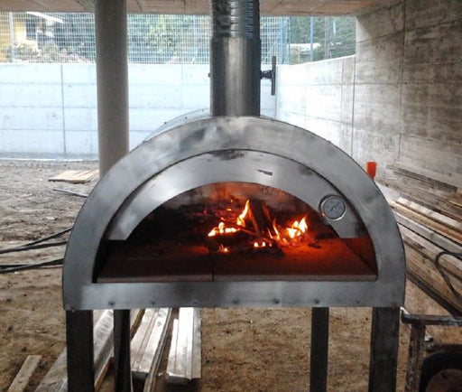 Pizza Oven Welding Plans