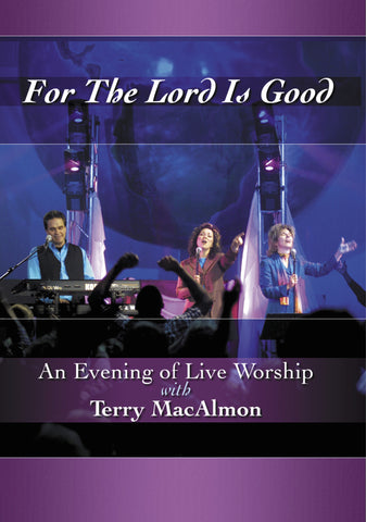 For the Lord is Good DVD