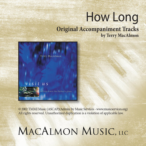 How Long (Accompaniment Tracks Download)