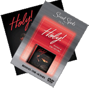 Holy! Combo Pack (Sweet Spots DVD & Holy! CD)