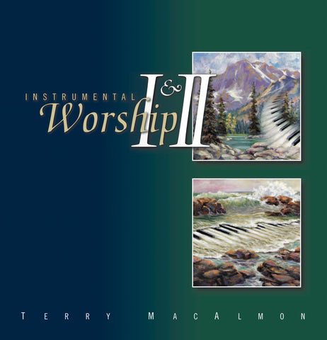 Instrumental Worship I & II - 2 CD Set
