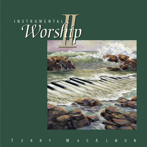 Instrumental Worship II (MP3 ALBUM DOWNLOAD)