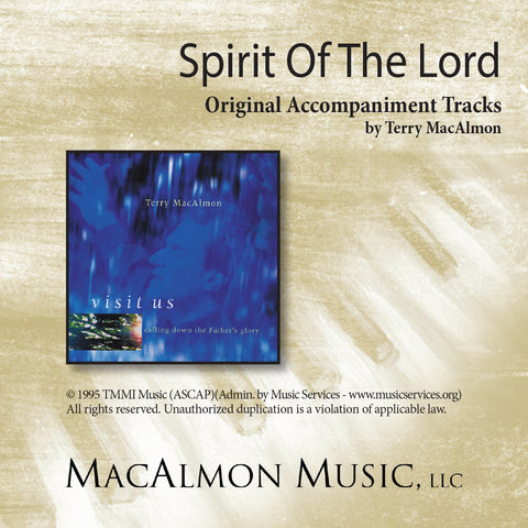 Spirit Of The Lord (Accompaniment Tracks Download)