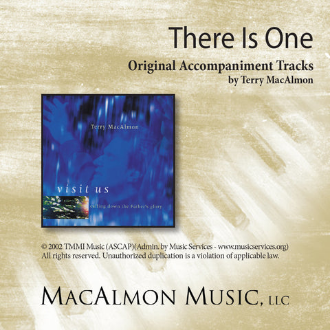There Is One (Accompaniment Tracks Download)