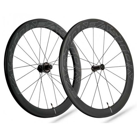 Easton EC90 Aero Tubular wheels