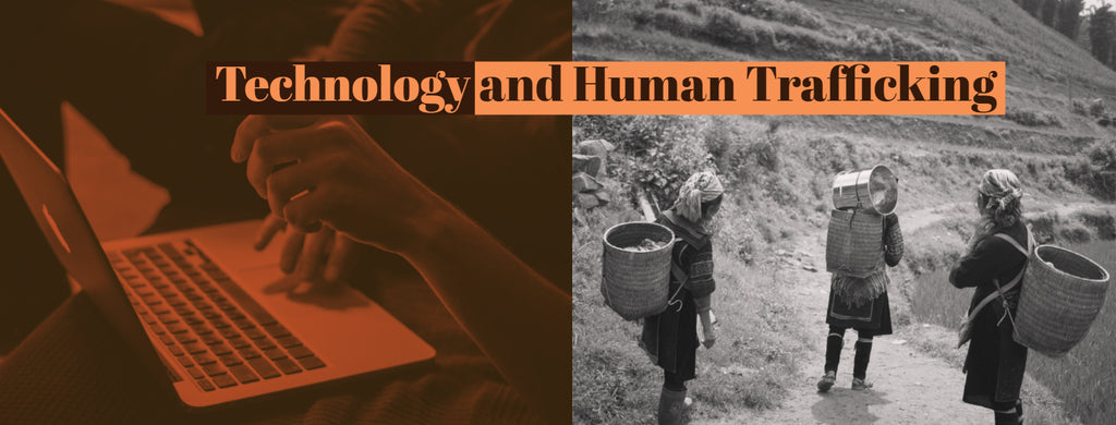 The Role of Tech in Human Trafficking