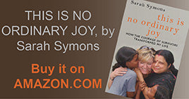 this is no ordinary joy, by Sarah Symons