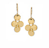 Rupee Earrings - Gold