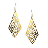 Resilience Earrings - Gold