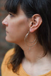 Masala Hoop Earrings