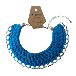 Collar Julieta Celeste