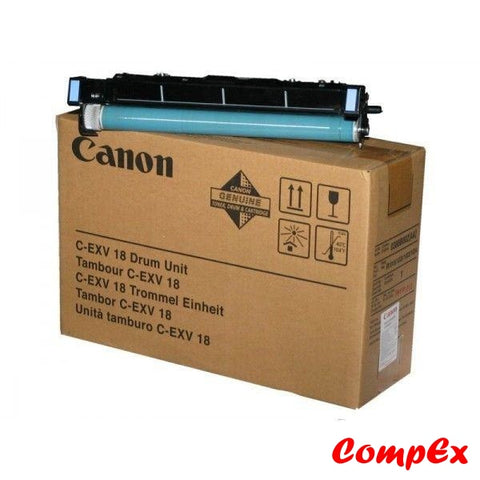 Canon C-Exv18 Original Drum Unit (0388B002) Imaging
