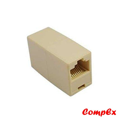 Cat5E Rj45 Straight (F-F) Modular Inline Coupler