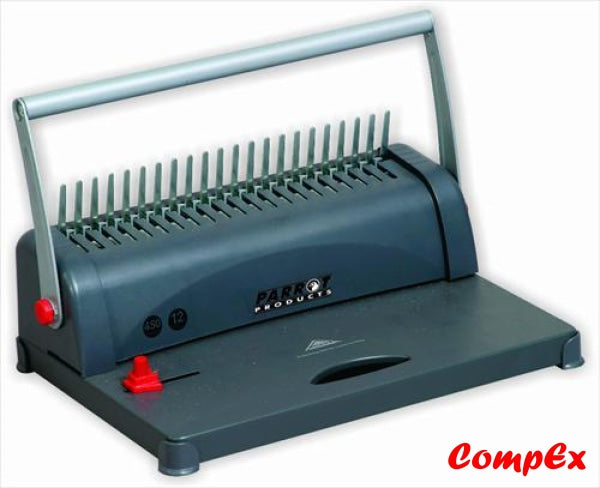 Comb Binding Machine (450 Sheets - 20Mm) Binders