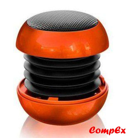 Divoom Itour-20 Pocket Size Portable Speaker - Orange Speakers