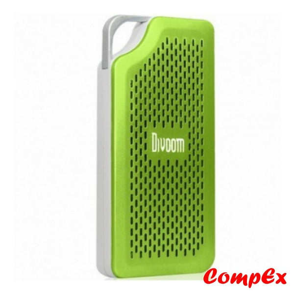 Divoom Itour-30 Portable Outdoor Speaker Green Speakers