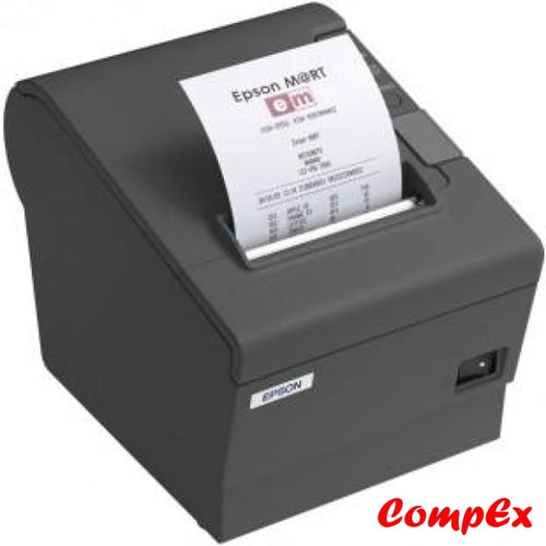 Epson Tm-T88Iv (051): Powered Usb W/o Ps Edg Pos Printer