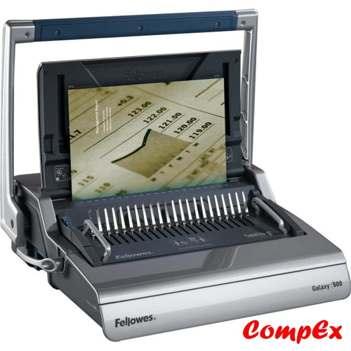 Fellowes Galaxy 500 Comb Binder Binding Machine