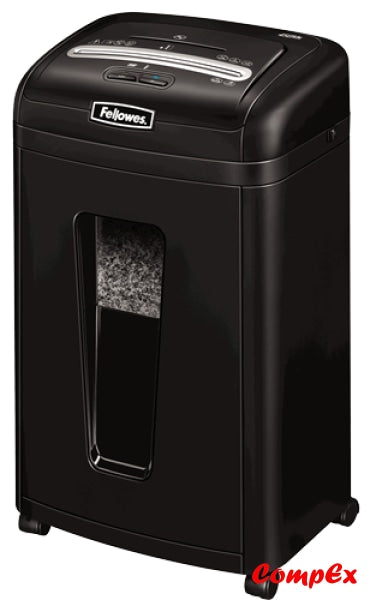 Fellowes Powershred® 450Ms Micro-Cut Shredder