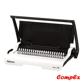 Fellowes Star + 150 Manual Comb Binding Machine