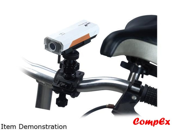 Genius Dvr-Gps300 Bicycle And Vehicle Recorder With Gps