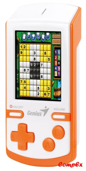 Genius Heeha 300 Portable Pocket Game Player Pad